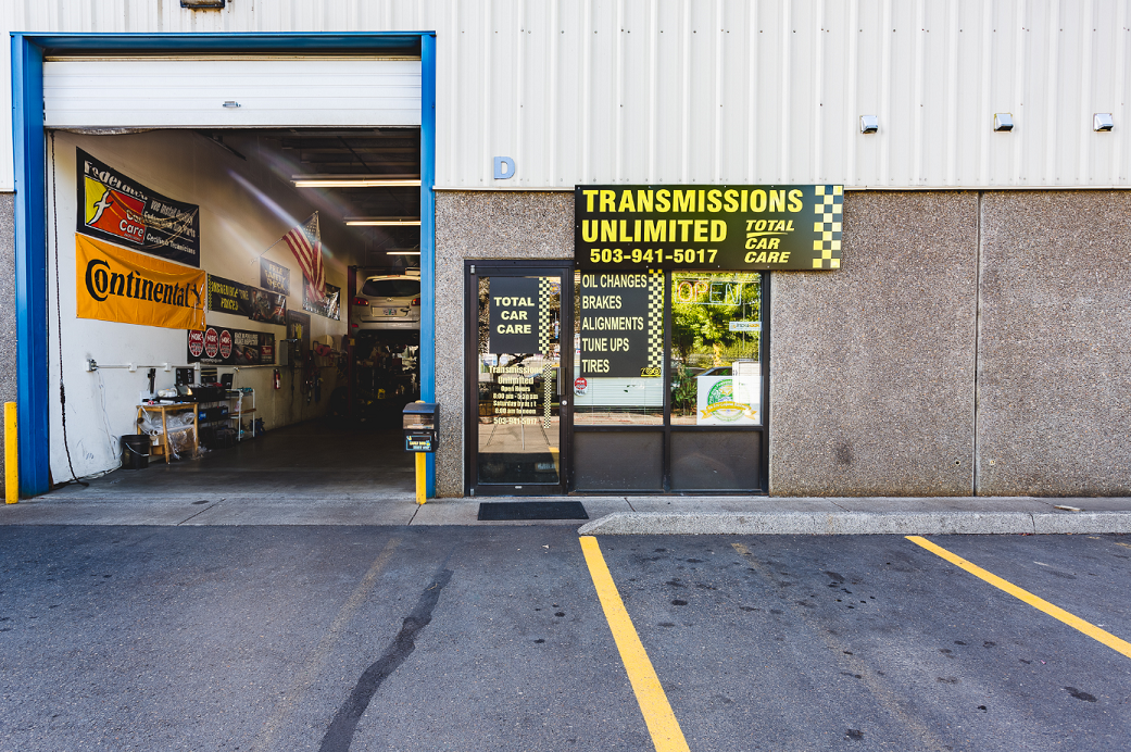 Oregon's Top Rated Local® Auto Shop Award Winner: Transmissions Unlimited and General Auto Repair
