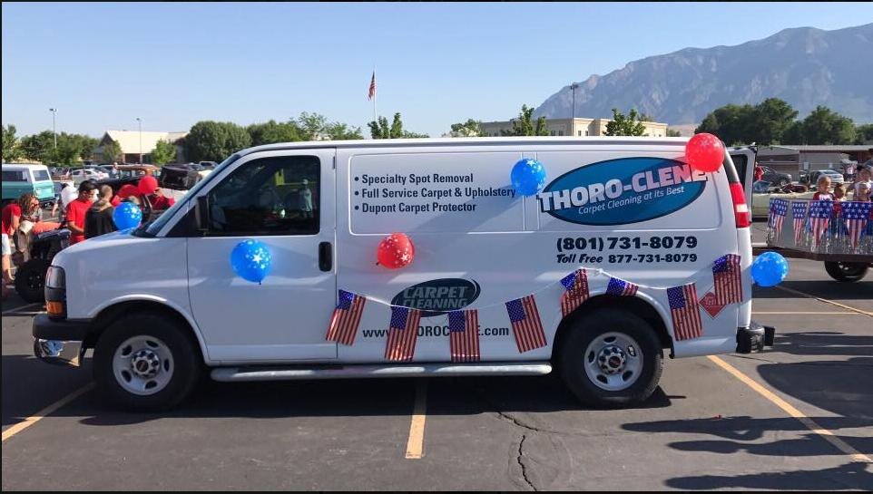 Utah's Top Rated Local® Carpet Cleaners Award Winner: Thoro-Clene