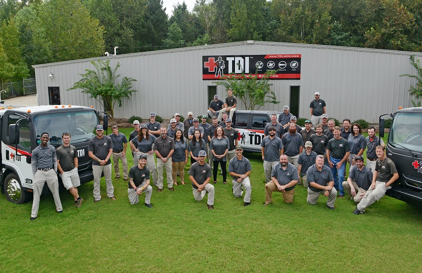 Alabama's Top Rated Local® Lawn Care Companies Award Winner: TDI Lawn & Pest