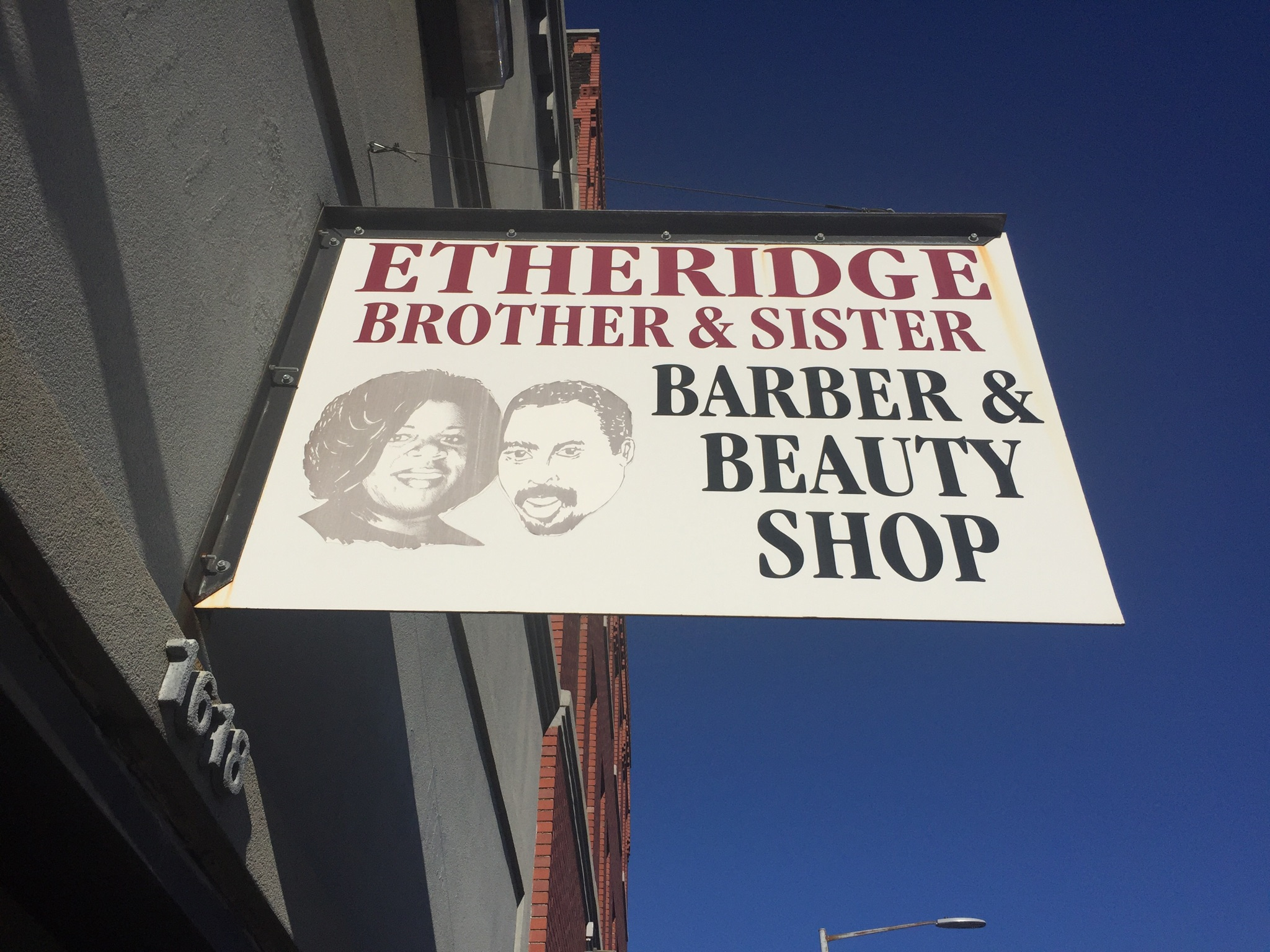 Alabama's Top Rated Local® Barber Shops Award Winner: Etheridge Brothers and Sister Barber and Beauty Shop
