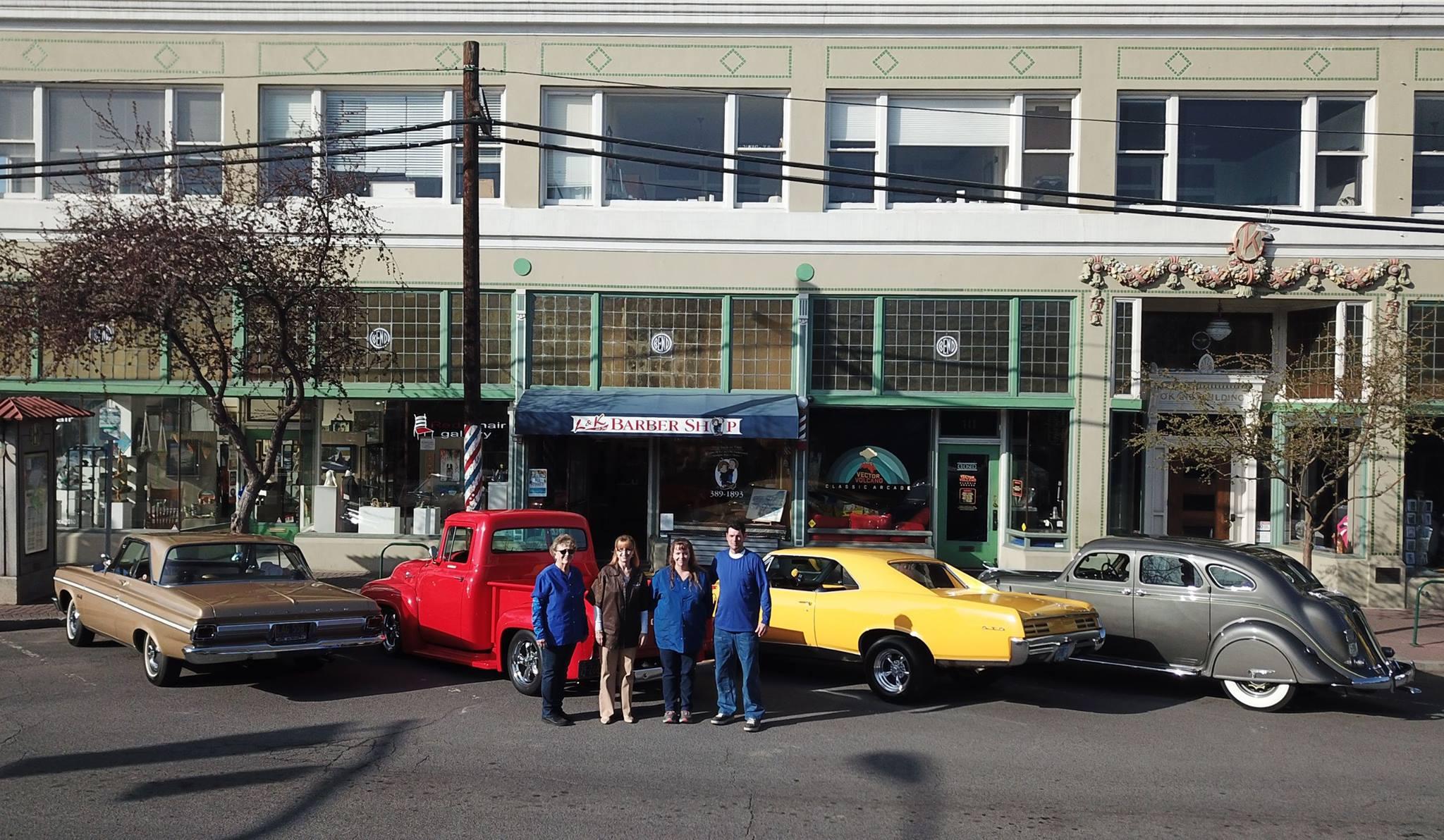Oregon's Top Rated Local® Barber Shops Award Winner: L&K Barber Shop
