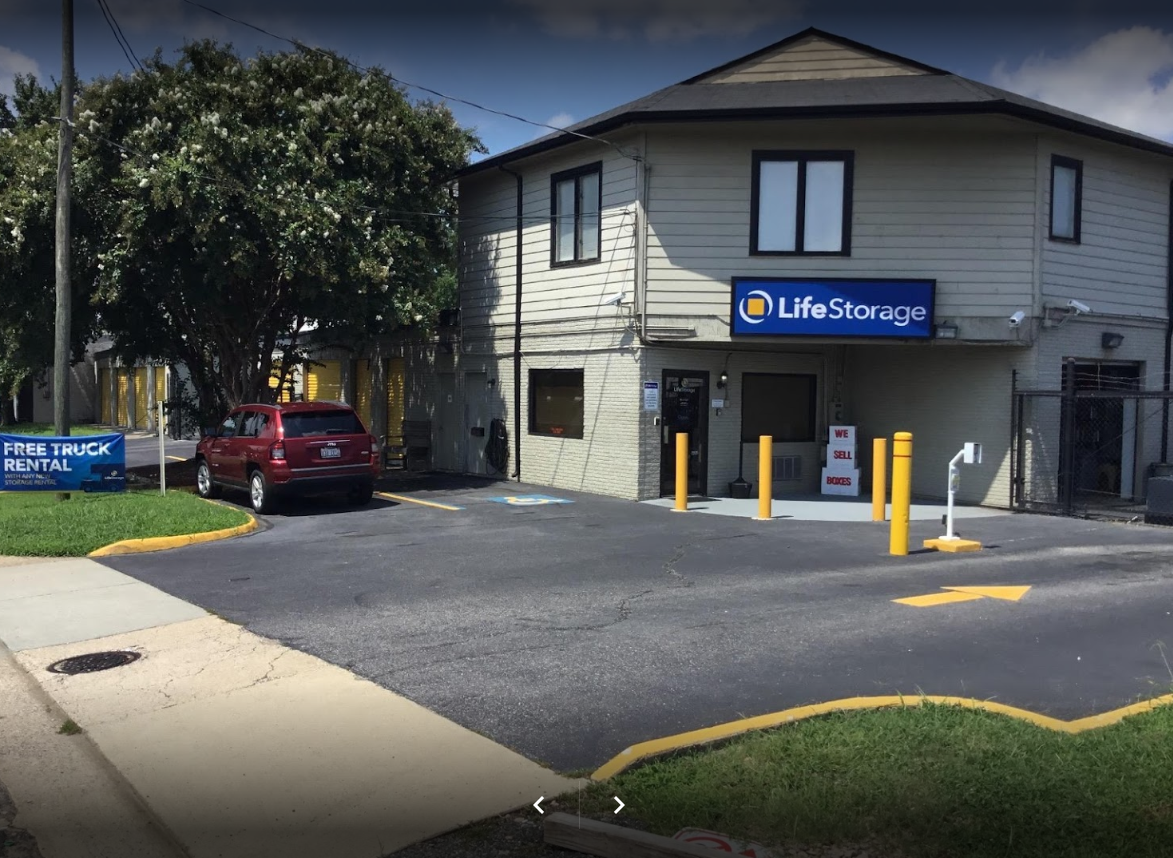 Virginia's Top Rated Local® Self Storage Centers Award Winner: Life Storage
