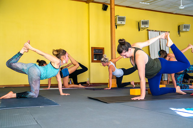 Oregon's Top Rated Local® Fitness Centers Award Winner: Naji's Midtown Yoga