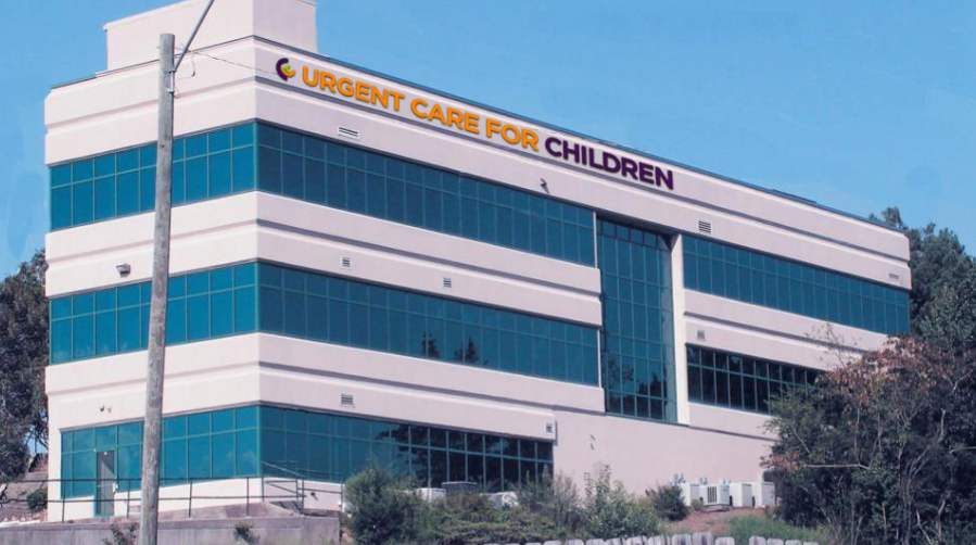 Alabama's Top Rated Local® Urgent Care Center Award Winner: Urgent Care For Children