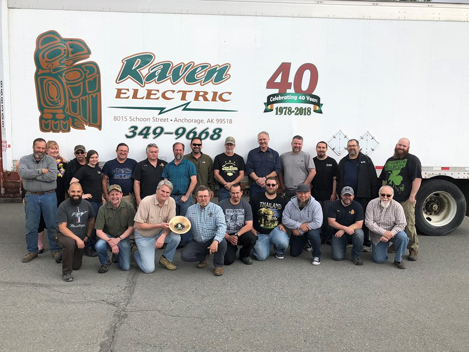Alaska's Top Rated Local® Electricians Award Winner: Raven Electric Inc