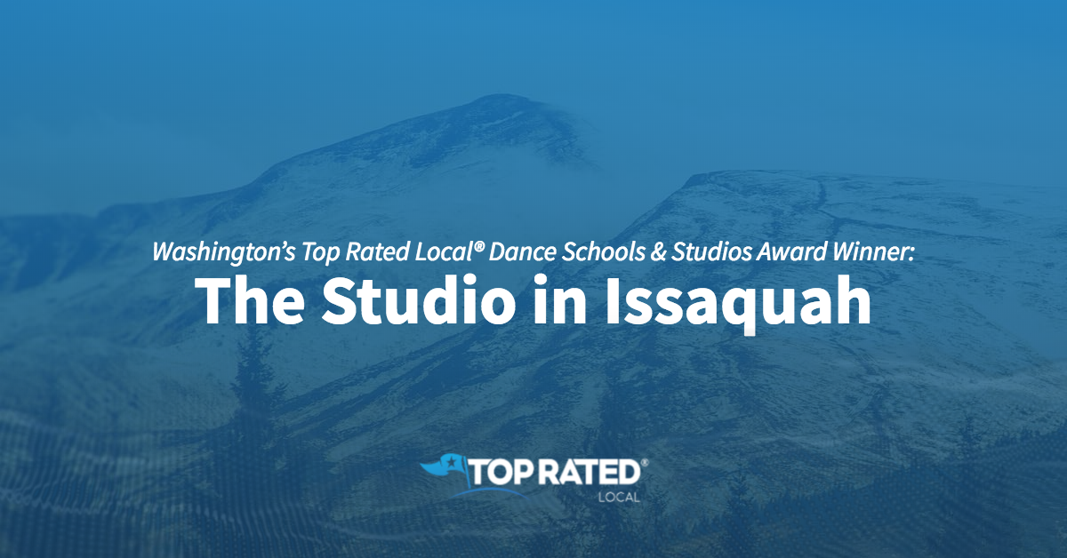 Washington's Top Rated Local® Dance Schools & Studios Award Winner: The Studio in Issaquah