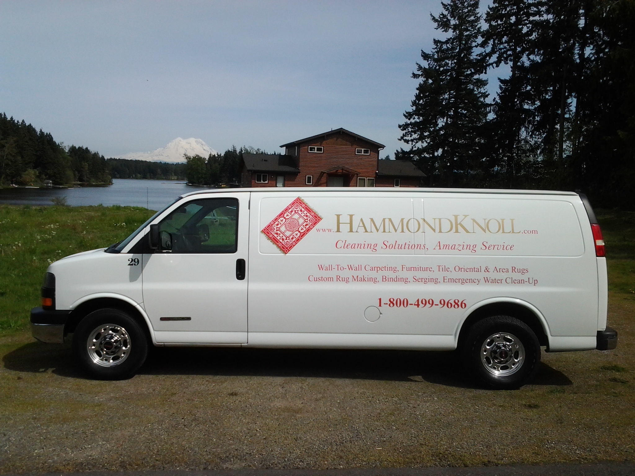 Washington's Top Rated Local® Carpet Cleaner Award Winner: Hammond Knoll