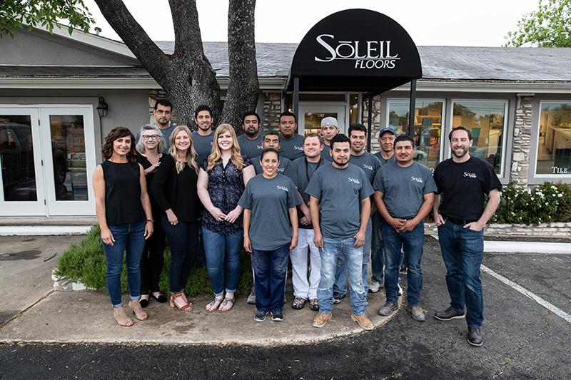 Texas' Top Rated Local® Flooring Contractors Award Winner: Soleil Floors