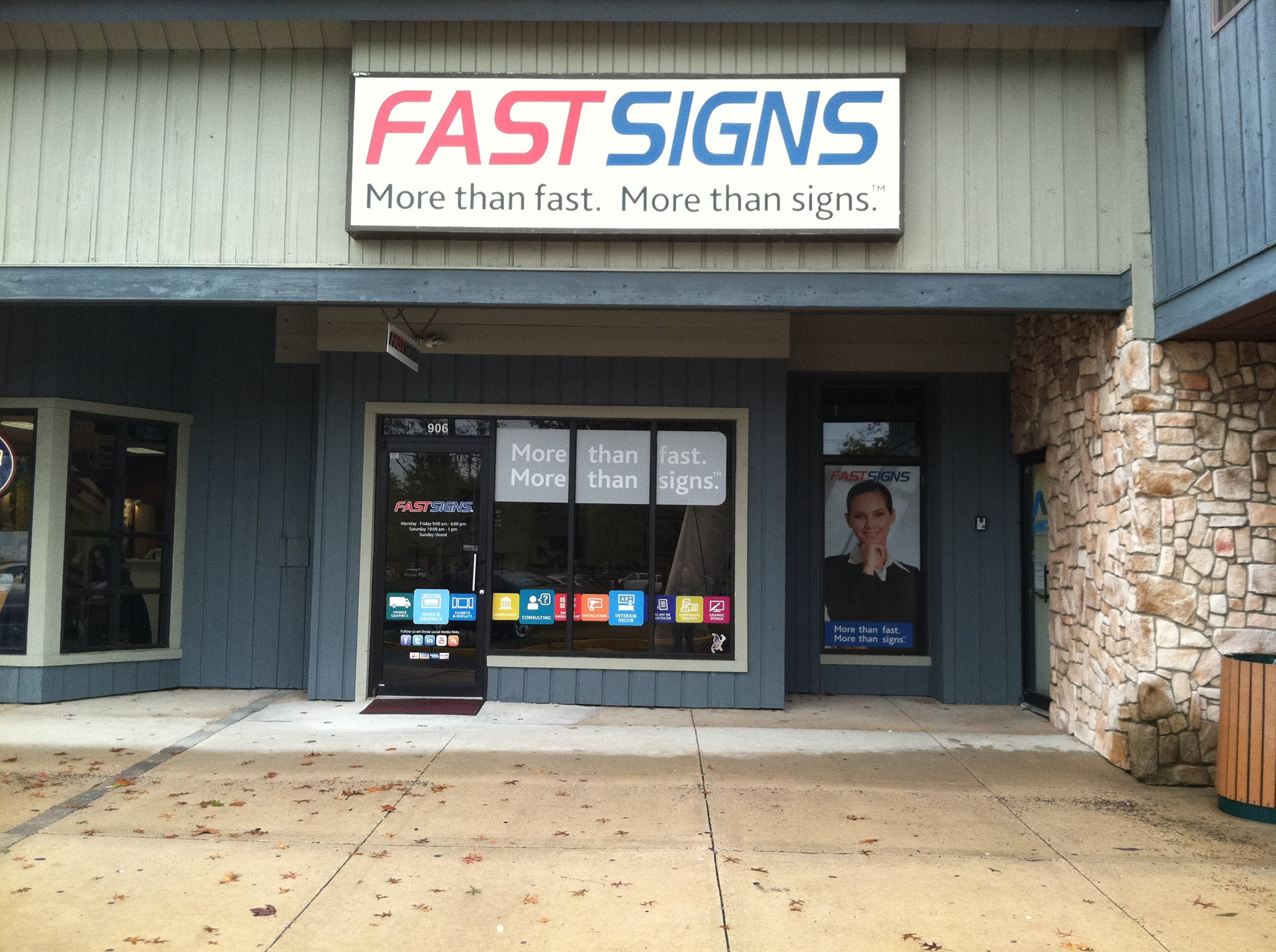 New Jersey's Top Rated Local® Sign Companies Award Winner: FASTSIGNS of Marlton