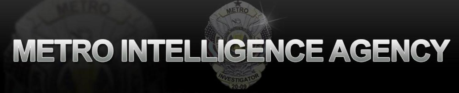 Colorado's Top Rated Local® Private investigators Award Winner: Metro Intelligence Agency