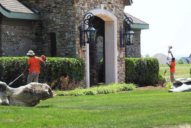 Alabama's Top Rated Local® Lawn Care Companies Award Winner: Mow Hawk Lawn Care