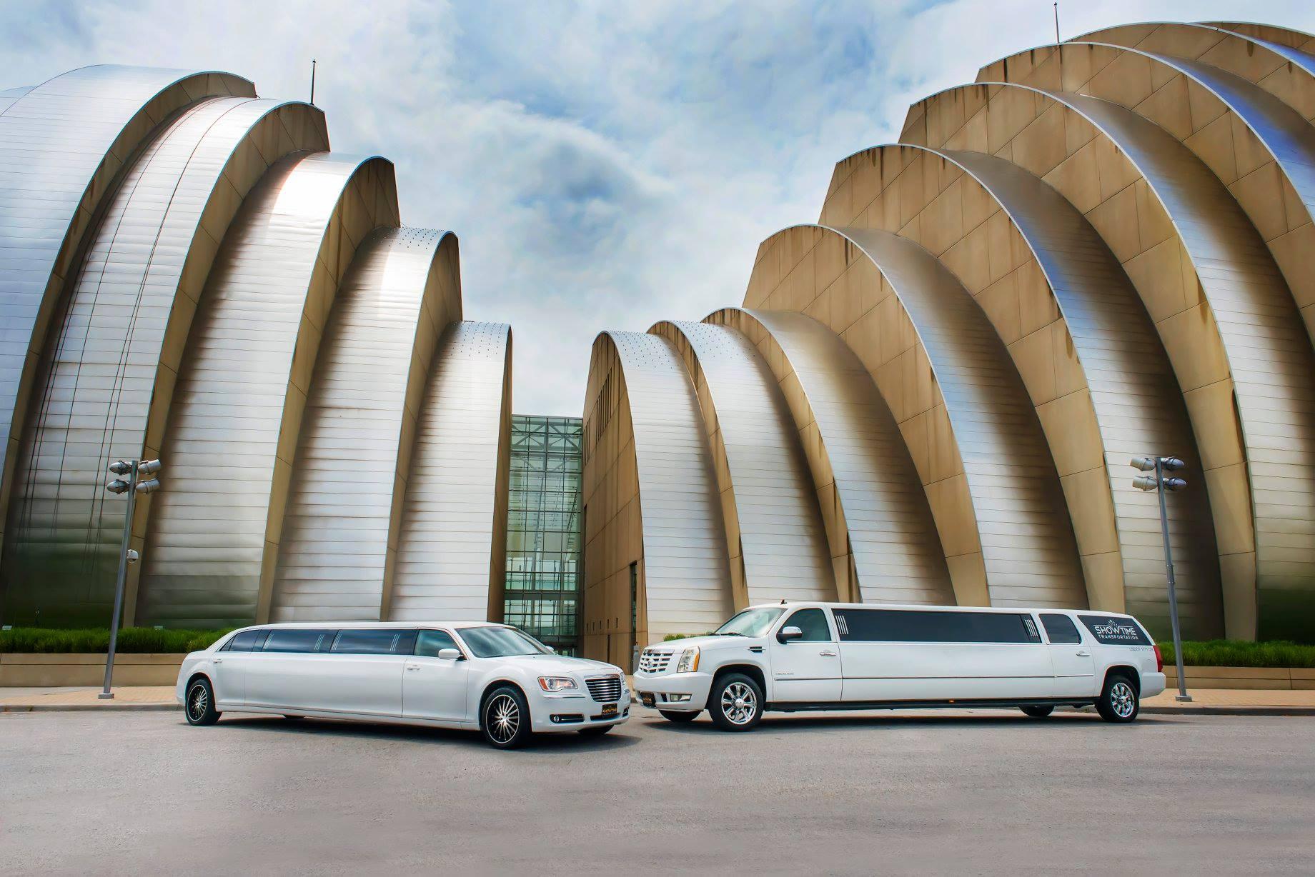 Kansas' Top Rated Local® Limousine Service Award Winner: Showtime Transportation