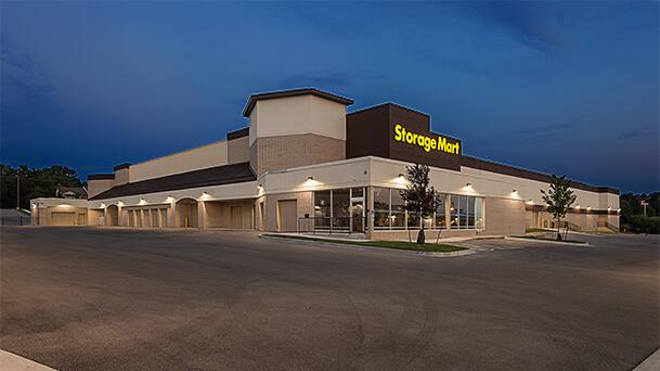 Kansas' Top Rated Local® Self Storage Centers Award Winner: StorageMart of Overland Park