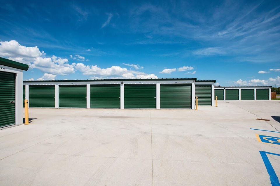 North Dakota's Top Rated Local® Self Storage Centers Award Winner: Verazity Storage