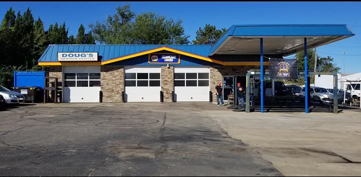 Kansas' Top Rated Local® Auto Shops Award Winner: Doug's Service Center