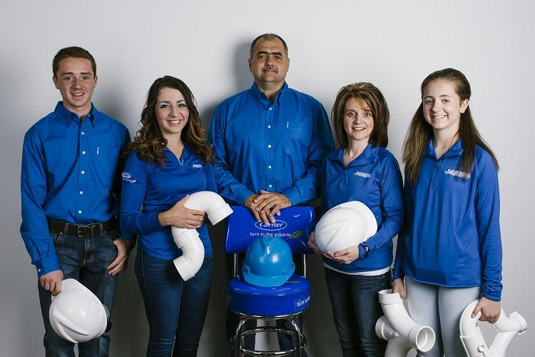 North Dakota's Top Rated Local® Plumbers Award Winner: Advanced Mechanical Inc.