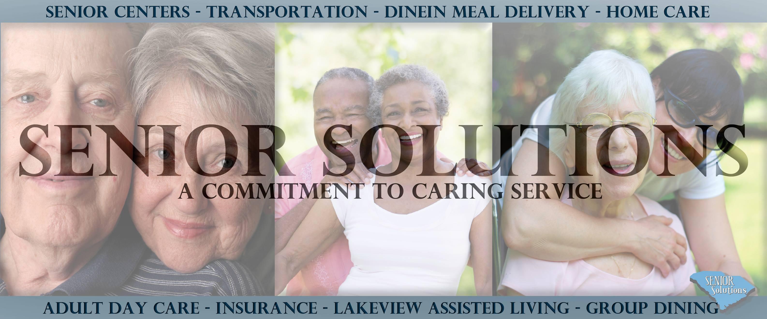 South Carolina's Top Rated Local® Senior Living Communities Award Winner: SENIOR Solutions