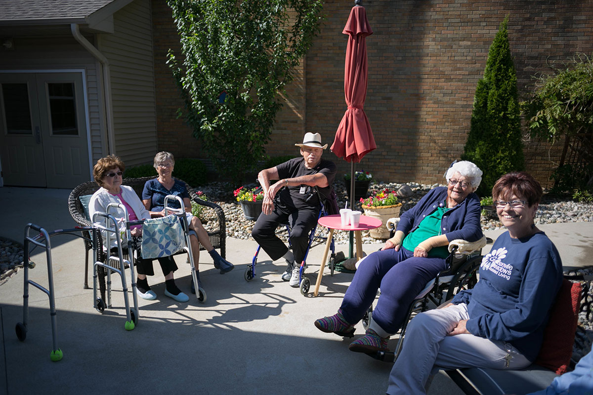 Michigan's Top Rated Local® Senior Living Communities Award Winner: Gunnisonville Meadows Assisted Living, Inc.