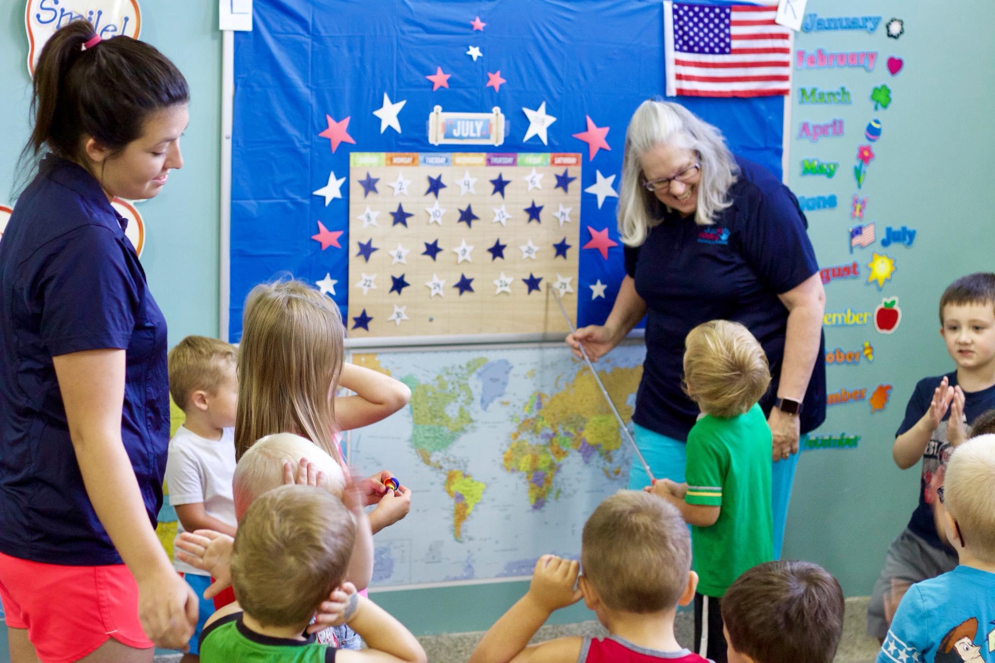 North Dakota's Top Rated Local® Child Care Providers Award Winner: Just Kidding Preschool & Childcare Center