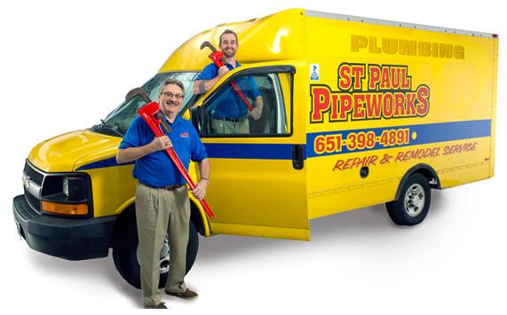 Minnesota's Top Rated Local® Plumbers Award Winner: St. Paul Pipeworks