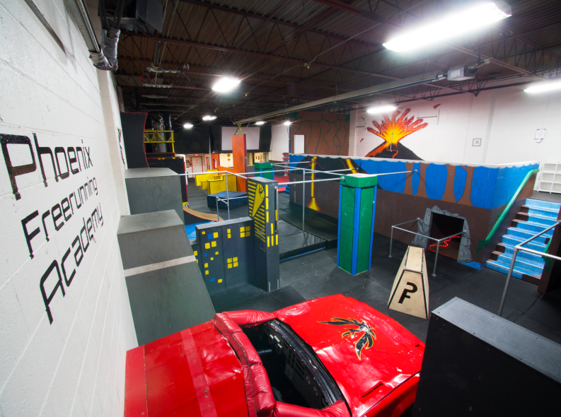Michigan's Top Rated Local® Fitness Centers Award Winner: Phoenix Freerunning Academy