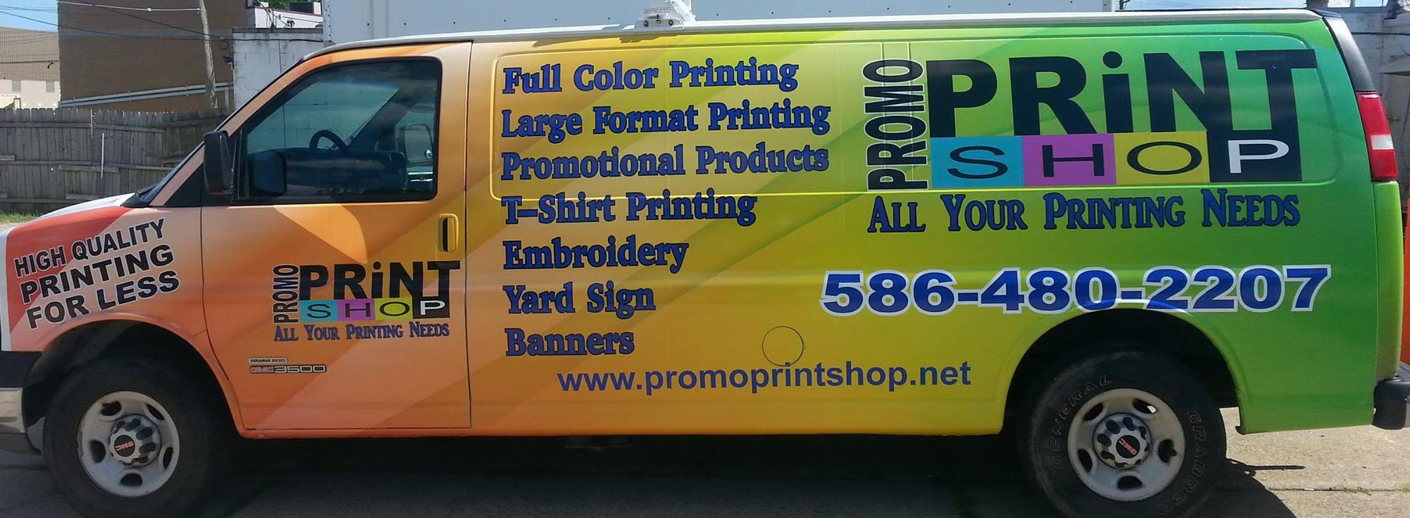 Michigan's Top Rated Local® Sign Companies Award Winner: Promo Print Shop