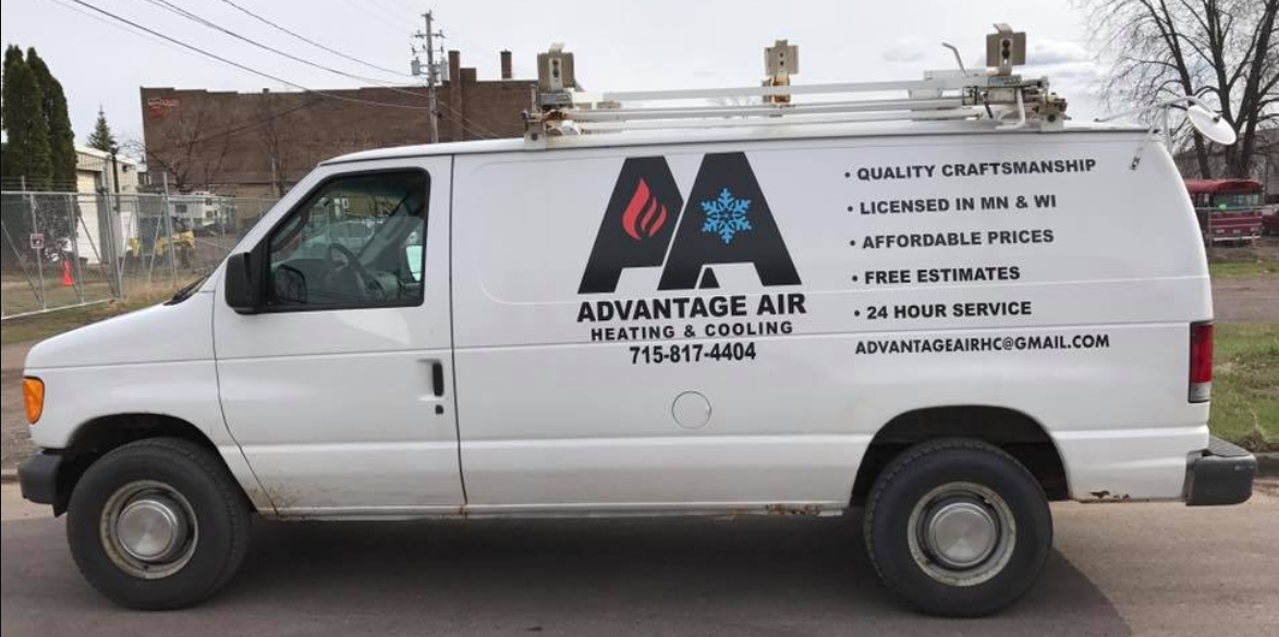 Minnesota's Top Rated Local® HVAC/Heating & AC Award Winner: Advantage Air Heating & Cooling Inc
