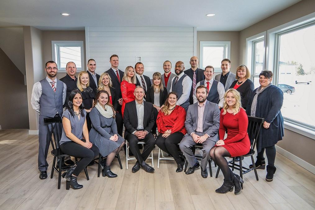 North Dakota's Top Rated Local® Real Estate Brokers Award Winner: Brandenburg Crew, Inc. of EXp Realty