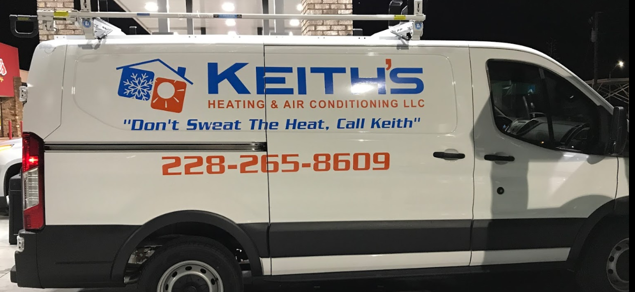 Mississippi's Top Rated Local® HVAC / Heating & AC Award Winner: Keith's Heating & Air Conditioning LLC