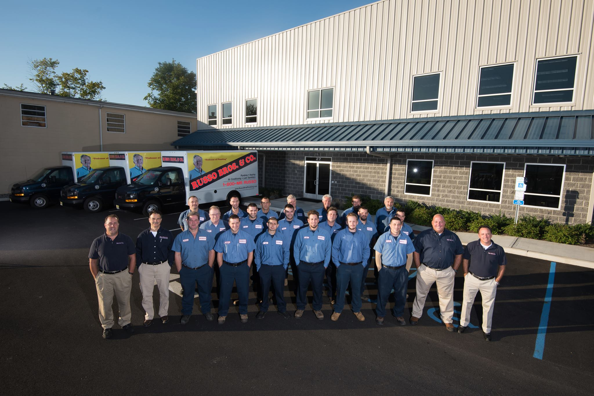 New Jersey's Top Rated Local® Plumbers Award Winner: Russo Bros. and Co.