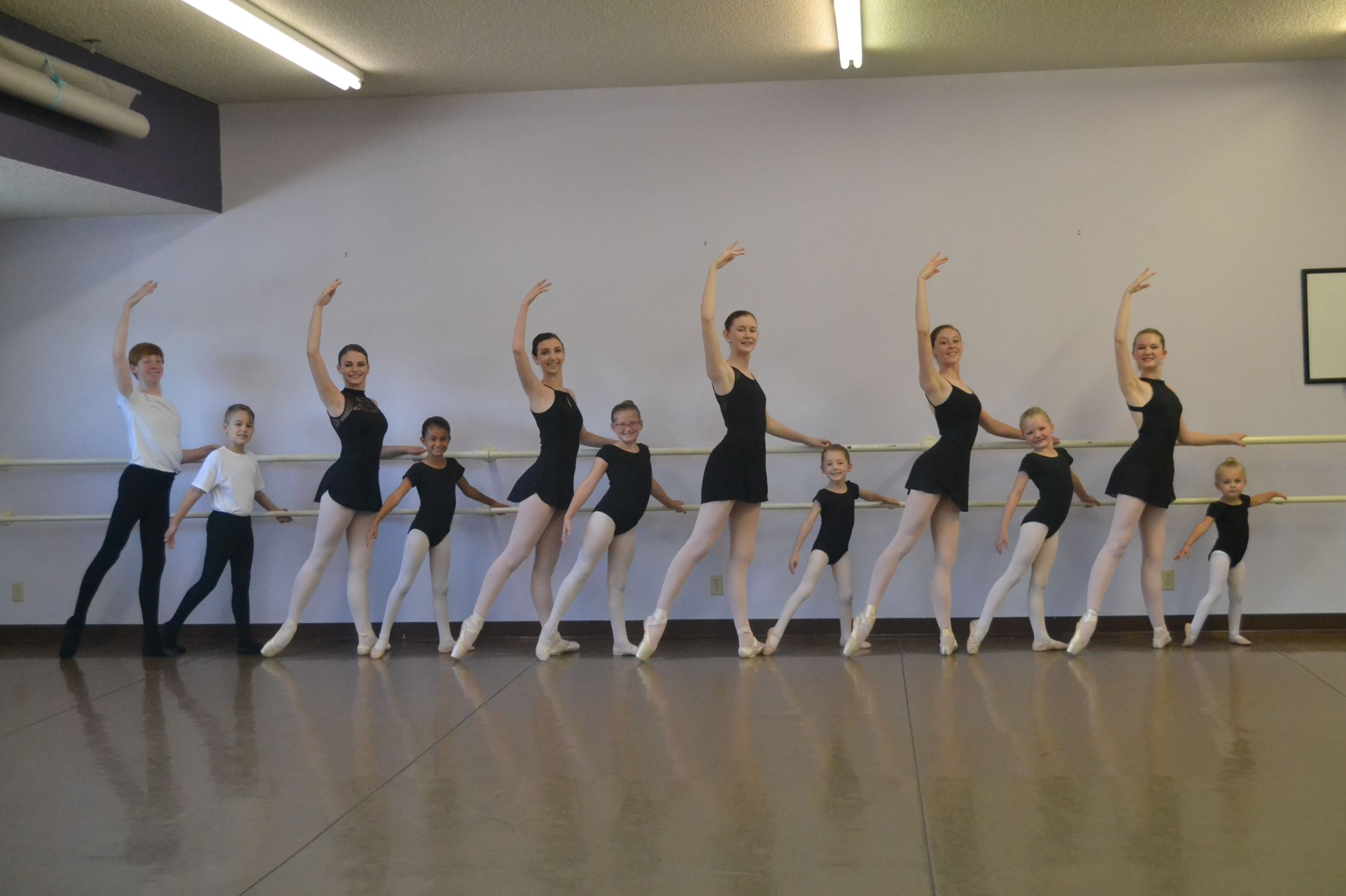 Kansas' Top Rated Local® Dance Schools & Studios Award Winner: Barbara's Conservatory-Dance