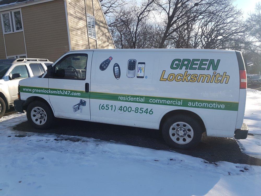 Minnesota's Top Rated Local® Locksmiths Award Winner: Green Locksmith