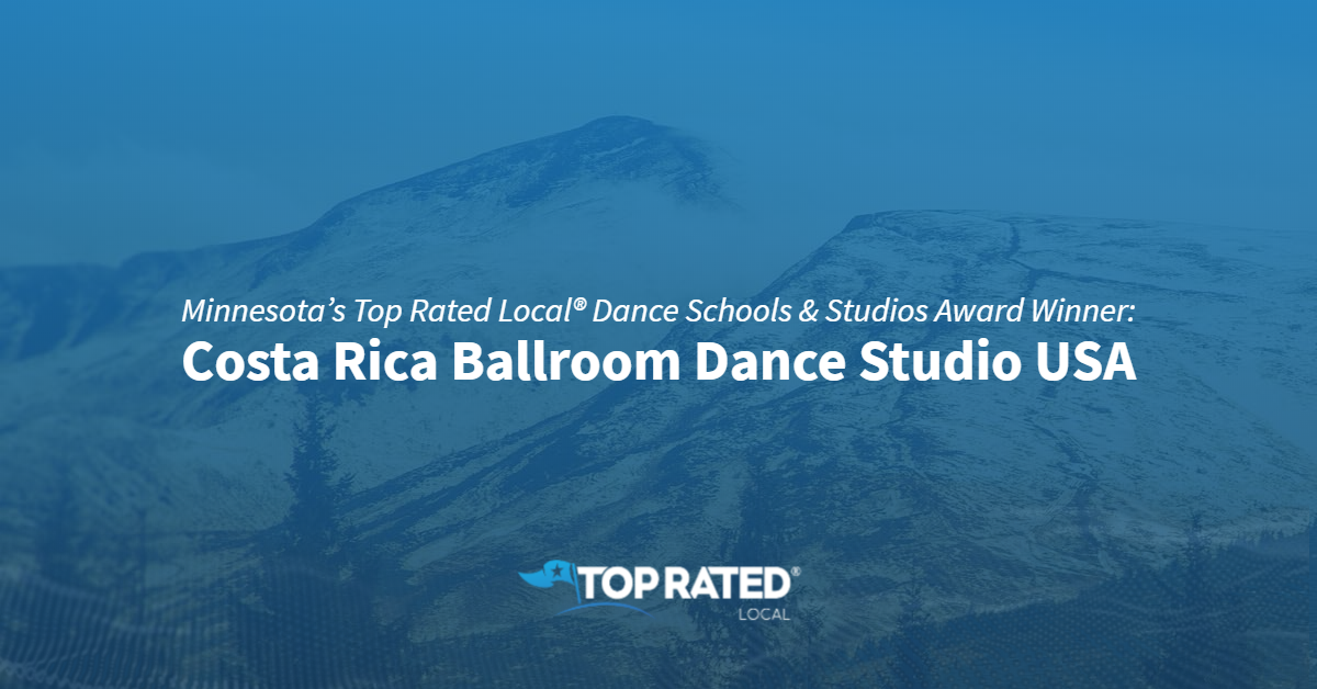 Minnesota's Top Rated Local® Dance Schools & Studios Award Winner: Costa Rica Ballroom Dance Studio USA