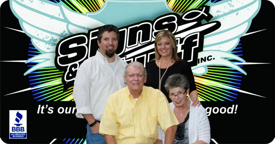 Mississippi's Top Rated Local® Sign Companies Award Winner: Signs and Stuff