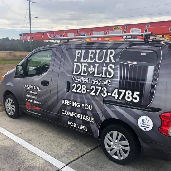 Mississippi's Top Rated Local® HVAC/Heating & AC Award Winner: Fleur De Lis Heating & Air