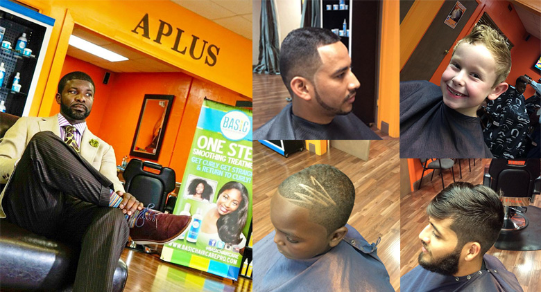Mississippi's Top Rated Local® Barber Shop Award Winner: A Plus