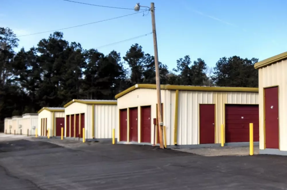 Mississippi's Top Rated Local® Self Storage Center Award Winner: Garden Self-Storage