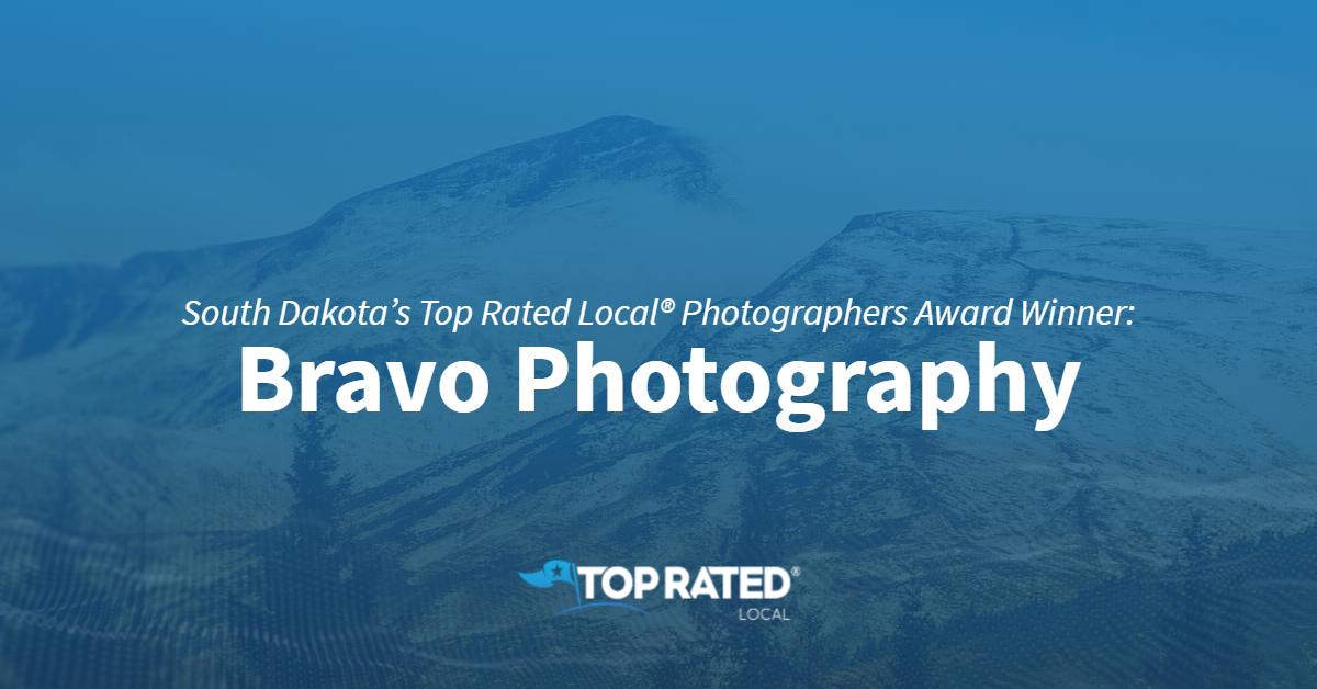 South Dakota's Top Rated Local® Photographers Award Winner: Bravo Photography