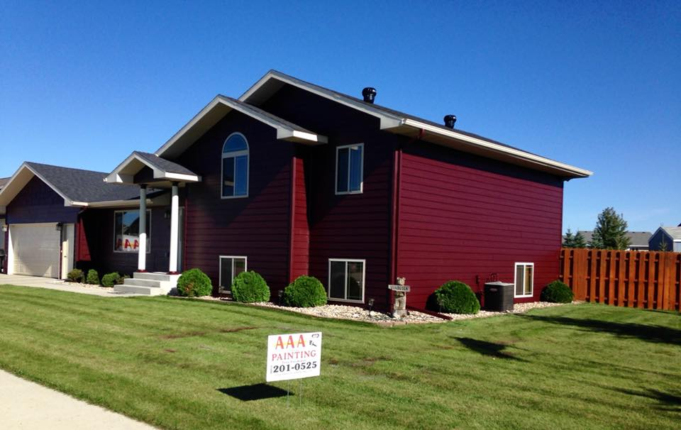 South Dakota's Top Rated Local® Painting Contractors Award Winner: AAA House Painting