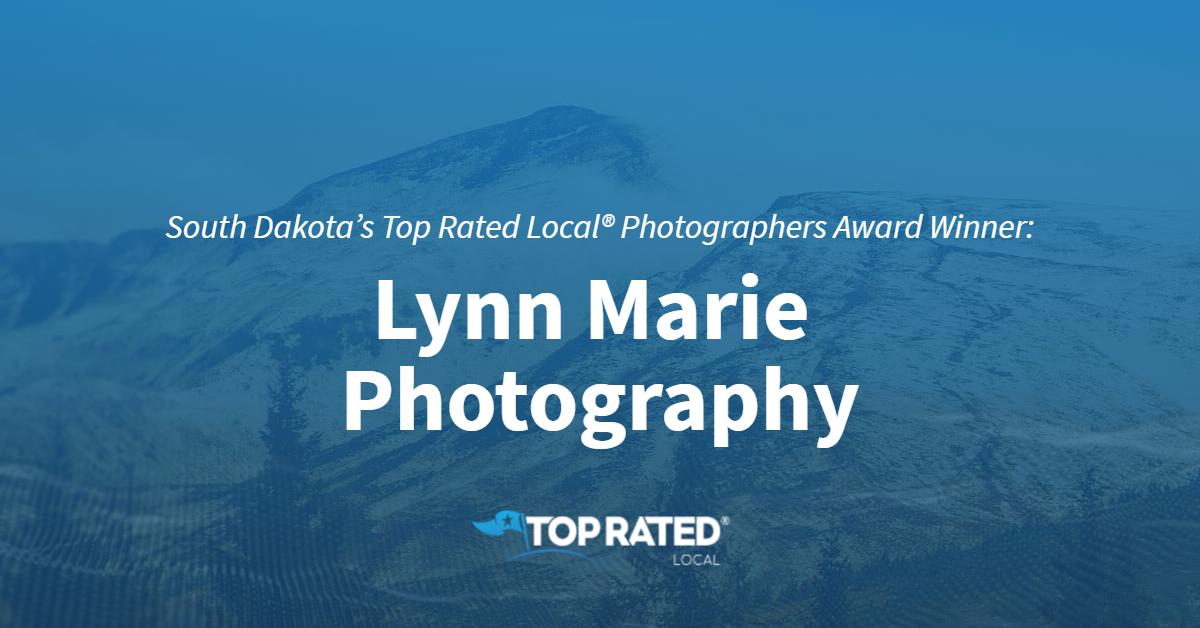 South Dakota's Top Rated Local® Photographers Award Winner: Lynn Marie Photography