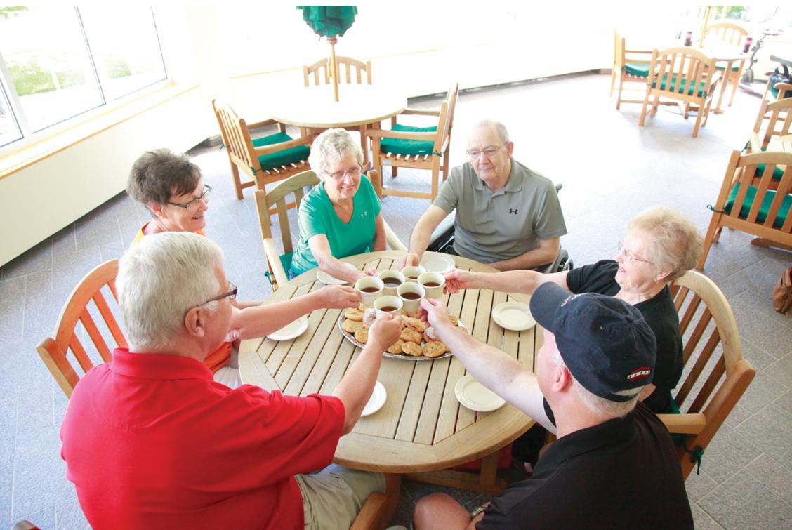 South Dakota's Top Rated Local® Senior Living Communities Award Winner: Dow Rummel Village
