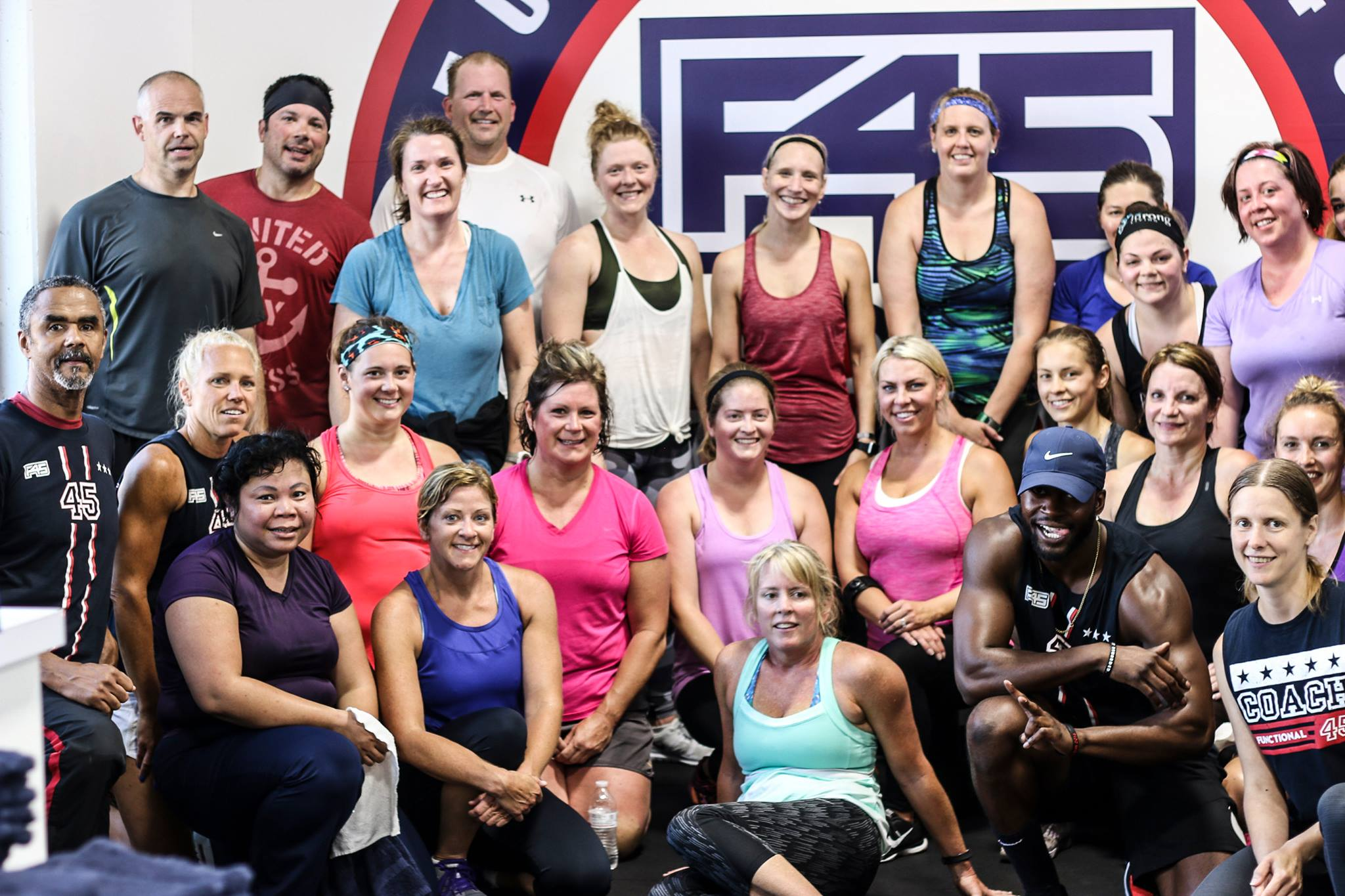 Minnesota's Top Rated Local® Fitness Centers Award Winner: F45 Training Woodbury