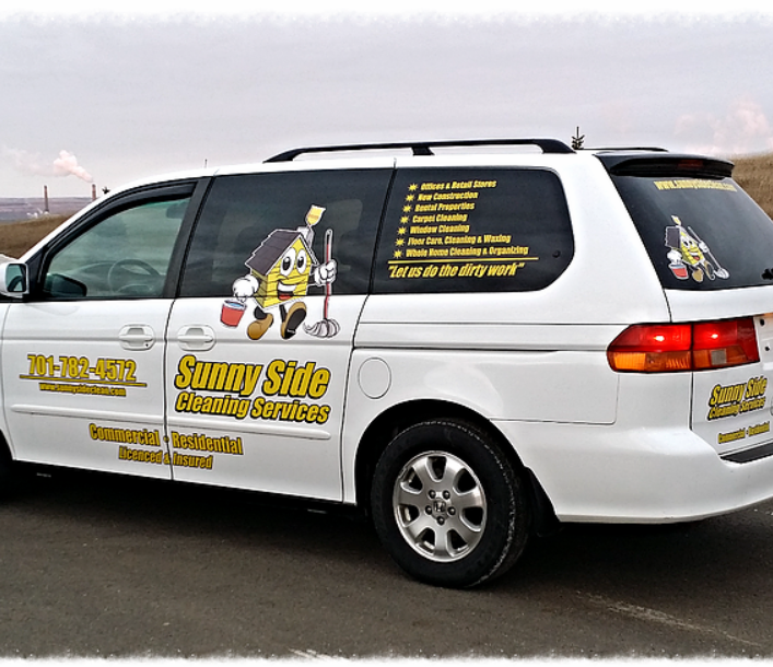 North Dakota's Top Rated Local® House Cleaning Companies Award Winner: Sunny Side Cleaning Services