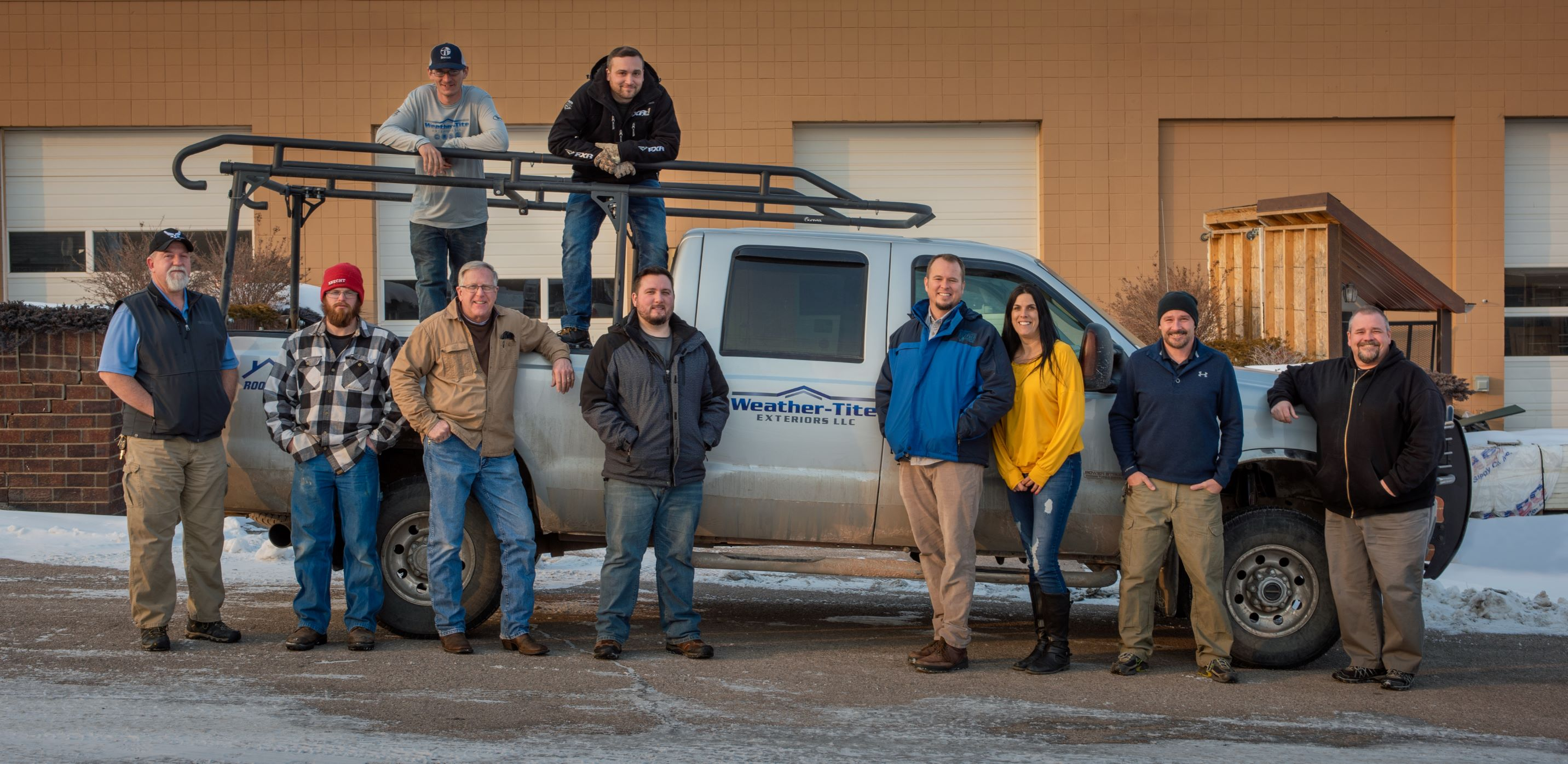 South Dakota's Top Rated Local® Roofing Contractors Award Winner: Weather-Tite Exteriors