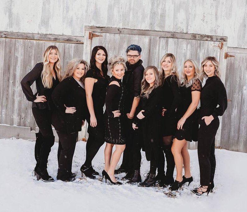 South Dakota's Top Rated Local® Beauty Salons & Spas Award Winner: Tres-Chic Salon
