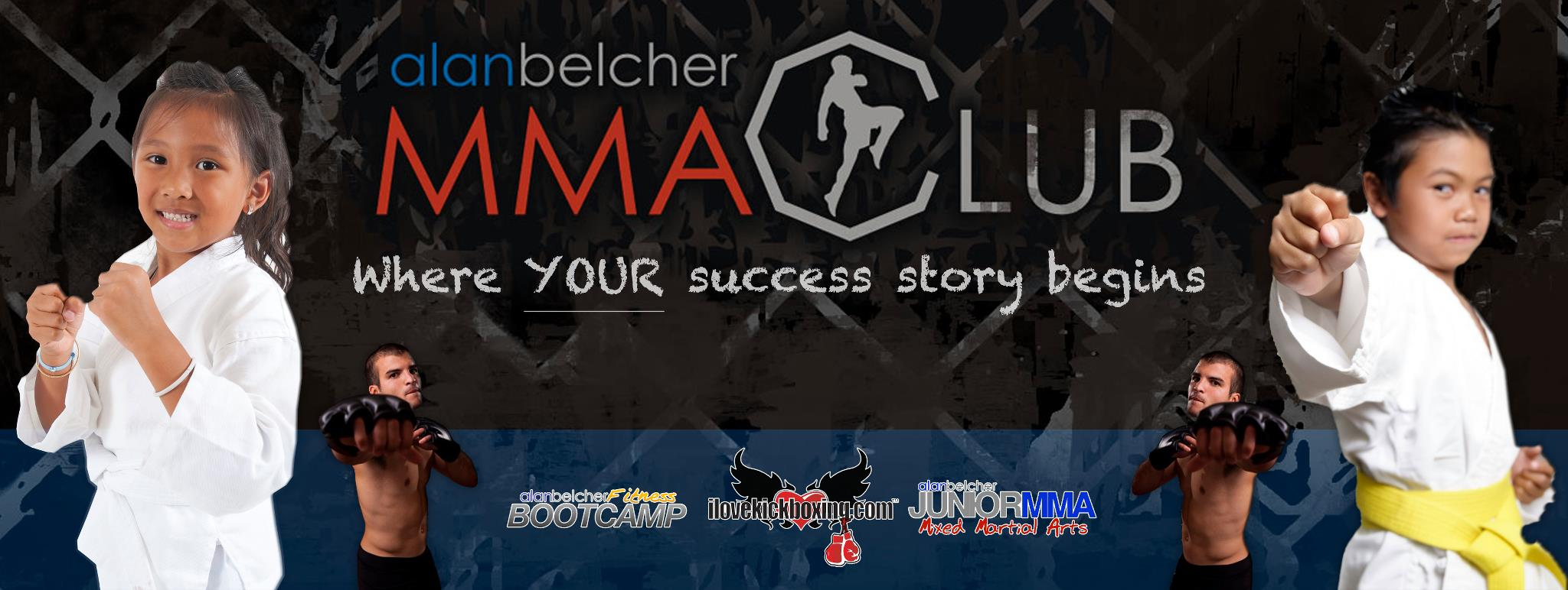 Mississippi's Top Rated Local® Martial Arts Award Winner: Alan Belcher MMA Club