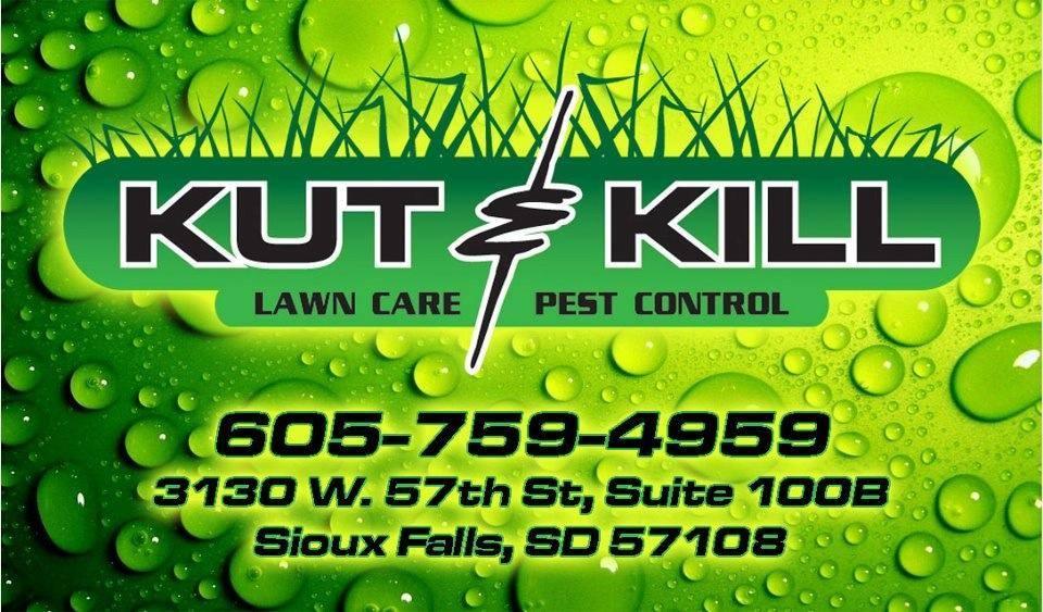 South Dakota's Top Rated Local® Lawn Care Companies Award Winner: Kut And Kill