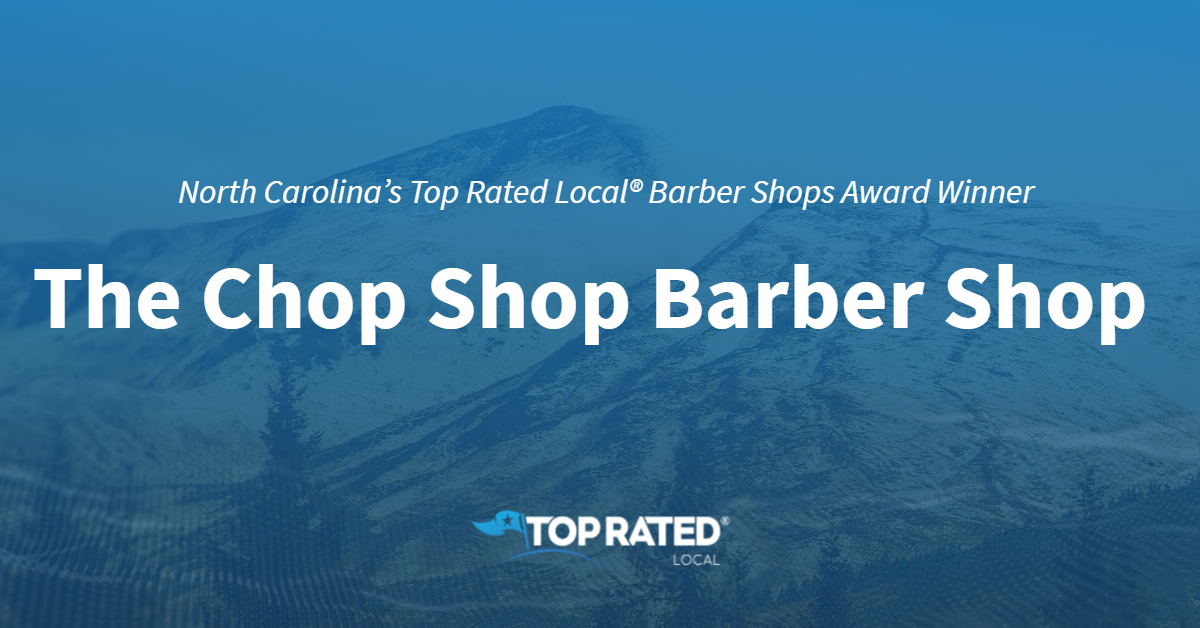 North Carolina's Top Rated Local® Barber Shops Award Winner: The