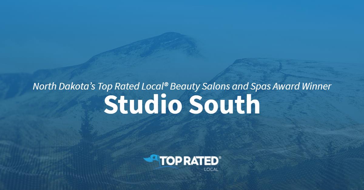 North Dakota's Top Rated Local® Beauty Salons and Spas Award Winner: Studio South