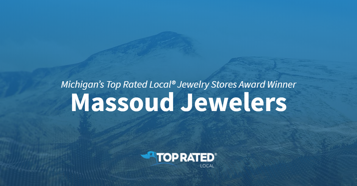 Michigan's Top Rated Local® Jewelry Stores Award Winner: Massoud Jewelers